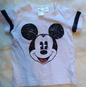 Toddler Boys Mickey graphics tee